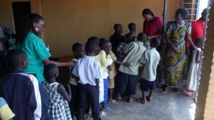 Mission Trip to Rwanda.