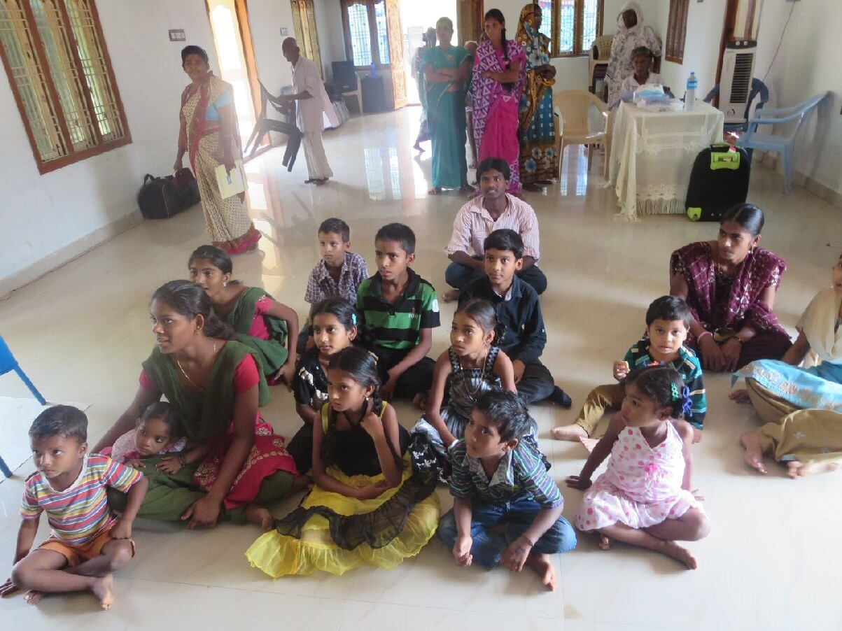 Mission Trip to India.