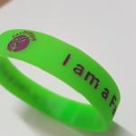 Wrist Band, Green