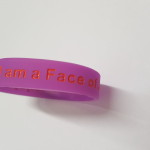 Wrist Band, Purple