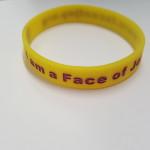 Wrist Band, Yellow
