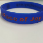 Wrist Band, Blue