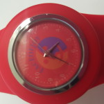 Slap Watch, Red